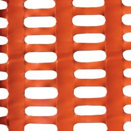 Rete Arancio Per Cantiere